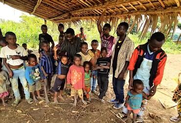 Congo scuole mobili