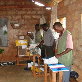 KENYA :FARM FORESTRY PROJECT